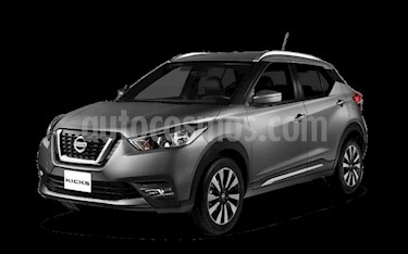 Foto venta Auto usado Nissan Kicks Advance Aut (2017) color Gris Oxford precio $240,000