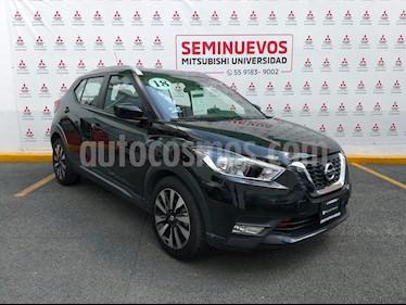 Foto venta Auto usado Nissan Kicks Advance Aut (2018) color Negro precio $279,000
