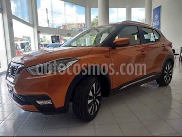 Foto venta Auto usado Nissan Kicks Advance Aut (2018) color Naranja precio $256,900