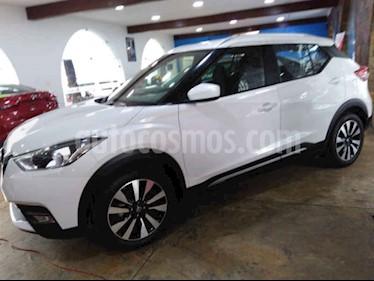foto Nissan Kicks Advance Aut usado (2018) color Blanco precio $244,900