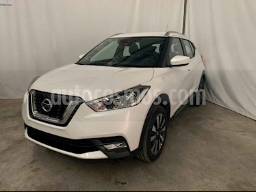 Foto Nissan Kicks Advance Aut usado (2019) color Blanco precio $274,900