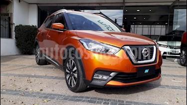 Foto venta Auto usado Nissan Kicks Advance CVT (2017) color Naranja precio $795.000