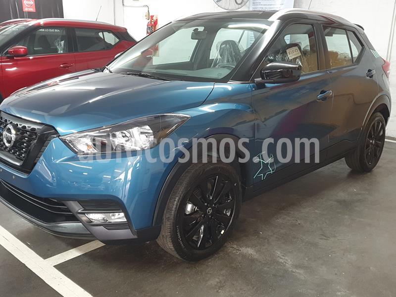 Nissan Kicks UEFA Champions League Edicion Limitada nuevo color Azul precio $2.345.200