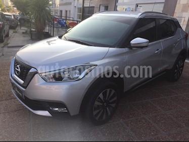 Nissan Kicks Exclusive CVT usado (2019) color Plata Hielo precio $1.450.000