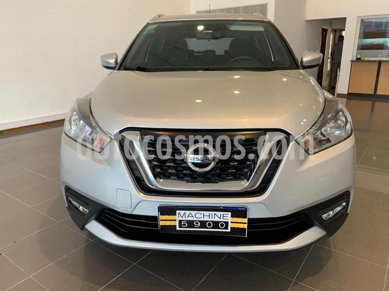 Nissan Kicks Advance CVT usado (2017) color Gris Claro precio $1.990.000