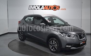 Nissan Kicks Sense usado (2018) color Gris Ceniza precio $990.000