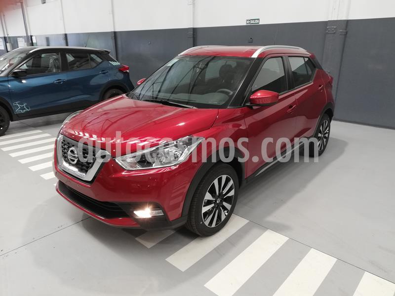 Nissan Kicks Advance nuevo color Rojo precio $2.107.000