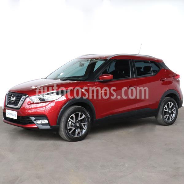 Nissan Kicks Sense usado (2019) color Rojo precio $1.872.000