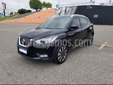 Nissan Kicks Edicion Especial CVT usado (2018) color Negro precio $1.250.000