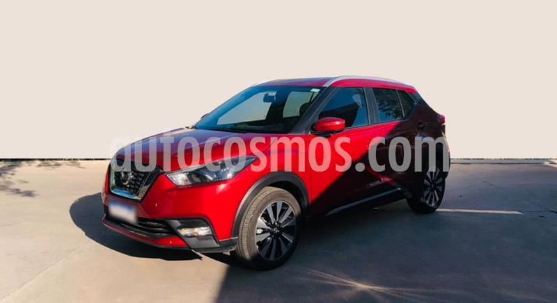 Nissan Kicks Edicion Especial CVT usado (2020) color Rojo precio $2.390.000