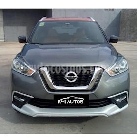 Nissan Kicks Edicion Especial CVT usado (2018) color Gris precio $1.550.000