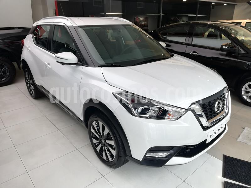 Nissan Kicks Advance CVT nuevo color Blanco precio $2.154.200