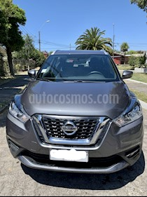 Nissan Kicks 1.6L Advance MT usado (2018) color Gris precio $9.700.000