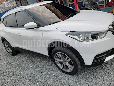 Nissan Kicks Advance Sport usado (2018) color Blanco precio $56.000.000