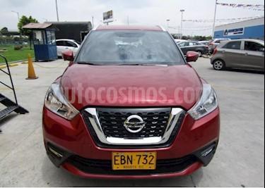Nissan Kicks Exclusive usado (2018) color Rojo precio $68.000.000