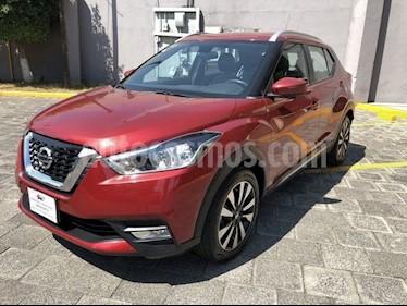 foto Nissan Kicks Exclusive Aut usado (2017) color Rojo precio $268,000