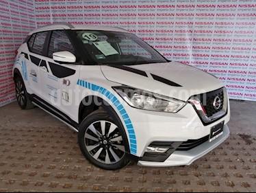 Foto venta Auto usado Nissan Kicks Exclusive Aut (2019) color Blanco Perla precio $325,000