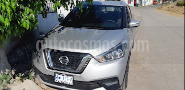 Foto venta Auto usado Nissan Kicks Exclusive Aut (2017) color Gris Oxford precio $300,000