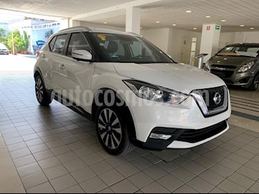 Foto venta Auto usado Nissan Kicks Exclusive Aut (2018) color Blanco Perla precio $295,000