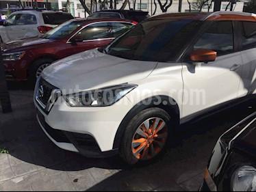 Foto venta Auto usado Nissan Kicks Exclusive Aut (2017) color Blanco precio $279,000
