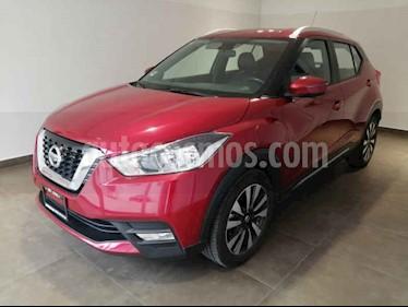 Foto Nissan Kicks Exclusive Aut usado (2018) color Rojo precio $305,000