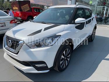 Foto venta Auto usado Nissan Kicks Exclusive Aut (2018) color Blanco precio $310,000