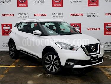Foto Nissan Kicks Exclusive Aut usado (2019) color Blanco Perla precio $325,000