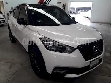 Foto venta Auto usado Nissan Kicks Exclusive Aut (2018) color Blanco precio $3,100,000