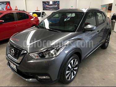 Foto venta Auto usado Nissan Kicks Exclusive Aut (2017) color Gris precio $279,000