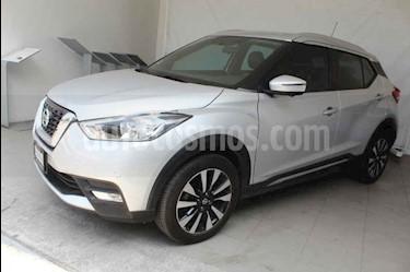 Nissan Kicks Exclusive Aut usado (2017) color Plata precio $269,000
