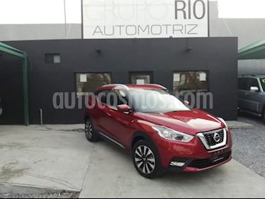 Foto venta Auto usado Nissan Kicks Exclusive Aut (2018) color Rojo precio $283,000