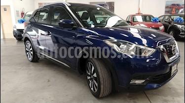 Foto venta Auto usado Nissan Kicks Exclusive Aut (2017) color Azul Cobalto precio $259,000