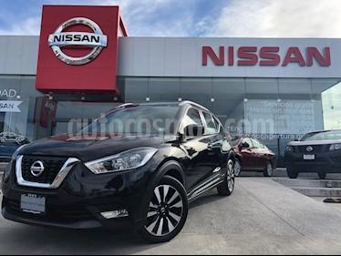 Foto venta Auto Seminuevo Nissan Kicks Exclusive Aut (2017) color Negro precio $305,000