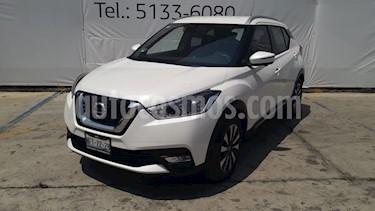 Foto venta Auto usado Nissan Kicks Exclusive Aut (2018) color Blanco precio $289,900