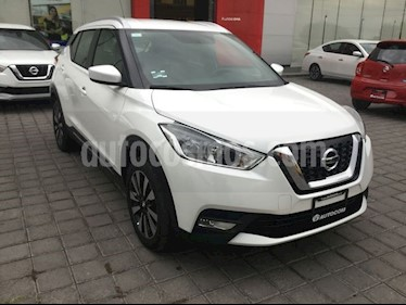 Foto Nissan Kicks KICKS ADVANCE CVT A/C NEGRO usado (2018) color Blanco precio $290,000