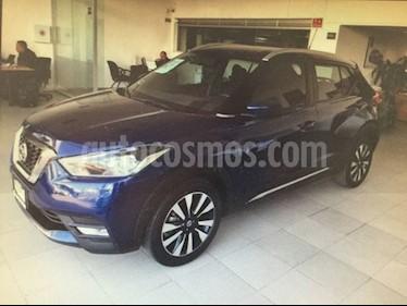 Foto venta Auto usado Nissan Kicks KICKS ADVANCE NEGRO (2017) color Azul precio $255,000