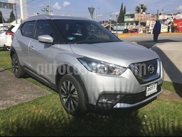 Foto venta Auto Seminuevo Nissan Kicks KICKS ADVANCE NEGRO (2017) color Plata precio $260,000