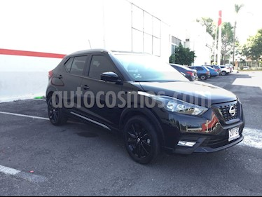 Foto venta Auto usado Nissan Kicks KICKS EXCLUSIVE CVT A/C NEGRO DARK LIGTH (2018) color Negro precio $325,000