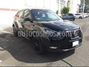 Foto venta Auto usado Nissan Kicks KICKS EXCLUSIVE CVT A/C NEGRO DARK LIGTH (2018) color Negro precio $335,000