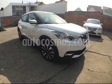 Foto venta Auto usado Nissan Kicks KICKS EXCLUSIVE CVT A/C NEGRO (2019) color Blanco precio $330,000