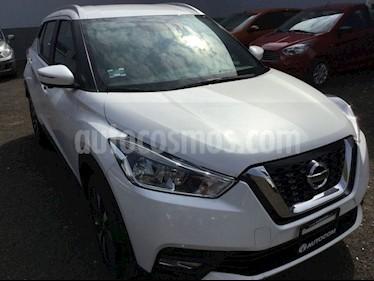 Foto venta Auto usado Nissan Kicks KICKS EXCLUSIVE CVT A/C NEGRO (2018) color Blanco precio $320,000