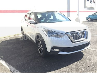 Foto venta Auto Seminuevo Nissan Kicks KICKS EXCLUSIVE CVT A/C NEGRO (2018) color Blanco precio $320,000