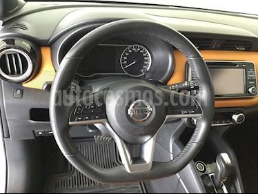 Foto venta Auto usado Nissan Kicks KICKS EXCLUSIVE NARANJA (2017) color Blanco precio $280,000