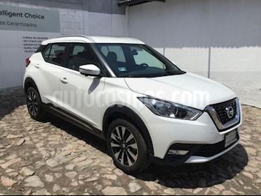 Foto venta Auto Seminuevo Nissan Kicks KICKS EXCLUSIVE NAVI CVT (2018) color Blanco precio $333,000