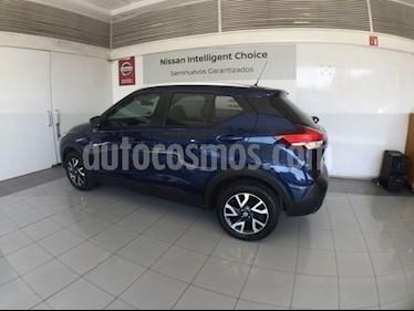 Foto venta Auto usado Nissan Kicks KICKS SENSE T/M A/C (2018) color Azul precio $260,000