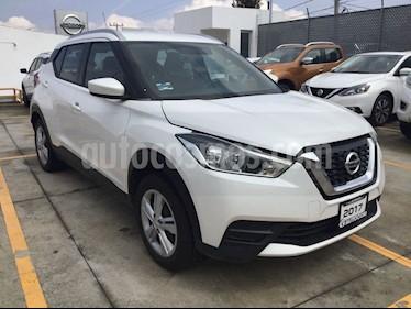 Foto venta Auto usado Nissan Kicks KICKS SENSE (2017) color Blanco precio $225,000