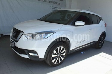Nissan Kicks 5p Advance L4 Aut usado (2018) color Blanco precio $269,000
