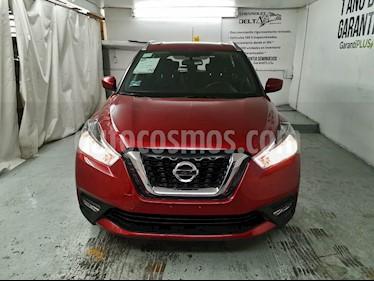 Nissan Kicks Advance Aut usado (2018) color Rojo Metalizado precio $229,000