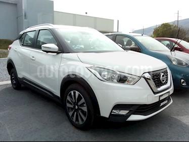 Nissan Kicks Exclusive Aut usado (2019) color Blanco precio $317,158