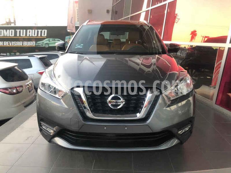 Nissan Kicks Exclusive Aut usado (2019) color Blanco precio $349,000
